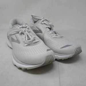 Brooks Women Adrenaline 20 White/Grey 1202961B153